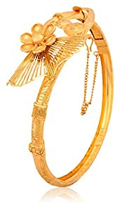 Senco Gold 22k Yellow Gold Bangle