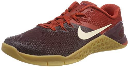 d14921346 -25% Nike Metcon 4, Zapatillas de Gimnasia para Hombre, Morado (Burgundy  Crush Cream/