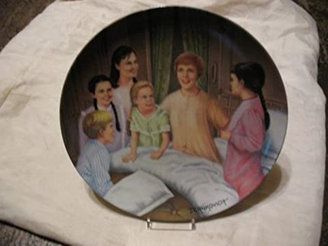 My Favorite Things Sound of Music Collector Plate 1986 by Knowles