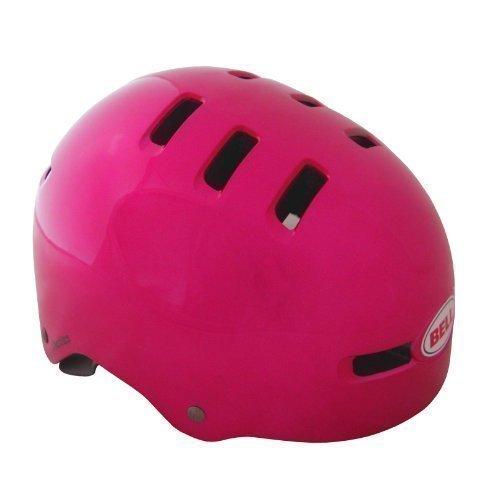 Bell Faction magenta metallic Gr. L (59-63cm) Fahrrad MTB BMX Skater Inliner Helm