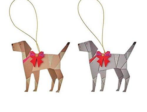 Herr, zum Aufhängen, Weihnachtsdekoration, von Gisela Graham gold -