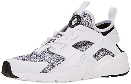 new product 20e42 a6446 Nike Air Huarache Run Ultra Se, Zapatillas para Hombre, Negro (Black White  009