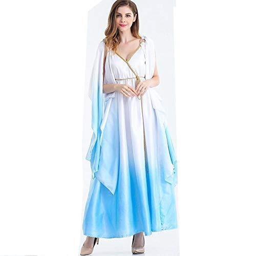 Dress Kostüm Up Ägyptische - Yunfeng Hexenkostüm Damen Halloween-Kostüm ägyptische Prinzessin Rock Cosplay Kostüm Dress Up Party Kostüm