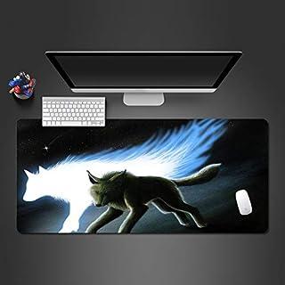 Mauspad Gummi waschbar Spiel pad professionelle Version erweiterte büro Computer Tastatur Maus Tisch 600x300x2