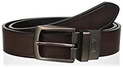 Levis Mens 35 mm Reversible Belt, Brown/Black, 42