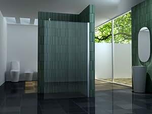 10 mm paroi de douche FREE 120 x 200 cm