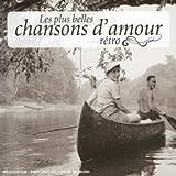 Les Plus Belles Chansons D'Amour Rétro(4cd Retro)