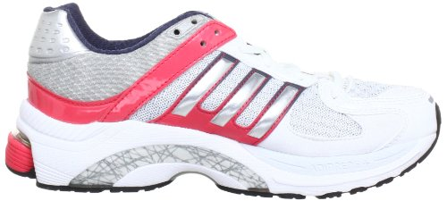 adidas SNOVA SEQUENCE 5W Q23651 Damen Laufschuhe Weiß (Running White Ftw / Metallic Silver / Joy S13)