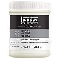 Liquitex Professional String Gel Effects Medium, 16-oz (9116)