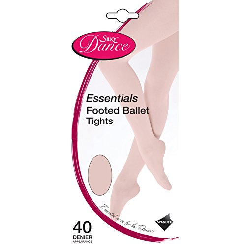 Silky Essential Footed Ballet Tights