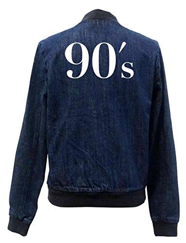 90`s Jeans Bomberjacke Certified Freak-XXL