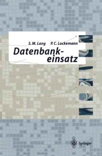 Datenbankeinsatz
