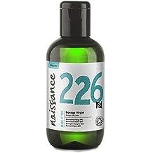 Naissance Aceite Vegetal de Borraja BIO 100ml - 100% puro, prensado en frío,