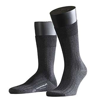 Falke City Herren Socken Milano 2er Pack, Größe:39/40;Farbe:Anthracite Melange (3190)