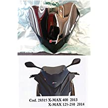 28315Parabrisas ahumado oscuro para Yamaha X-Max 400cc 2013y 125/250cc 2014