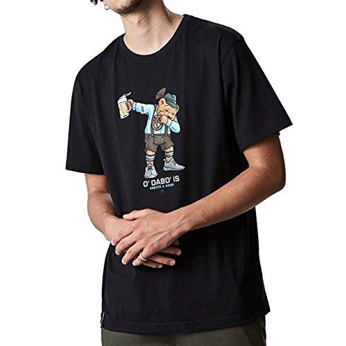 Cayler&Sons Herren T-Shirt C&S WL Tee O'Dabd`Is black/mc