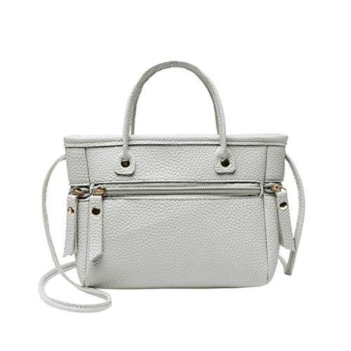 NMERWT Frauen Umhängetasche Allzweck-Small Square Bag Damen Handtaschen Single Schulter Messenger Bags Tasche Schultertasche für Frauen -
