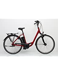 Kalkhoff E-Bike Jubilee Move i7R 11 Ah Damen rot 2018