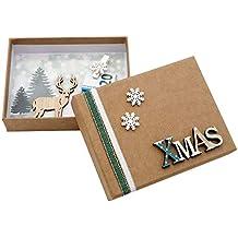 Suchergebnis Auf Amazon De Fur Verpackung Geldgeschenke Weihnachten