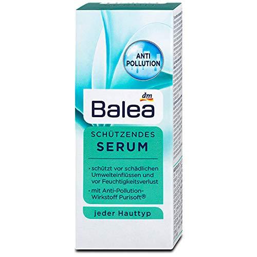 Balea schützendes Serum Anti-Pollution, 3er Pack (3 x 30 g)