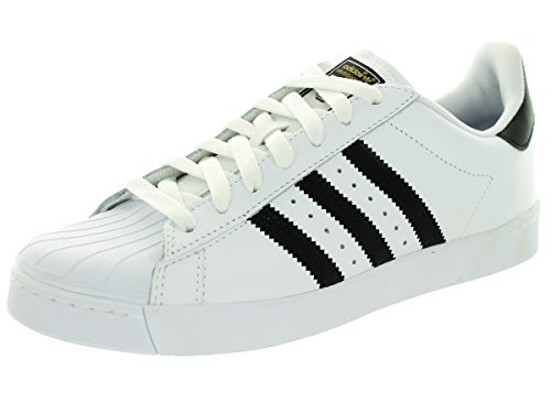 Adidas Skateboarding - Chaussures Skateshoes Homme Superstar Vulc Adv - Taille:one Size