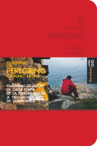 Cuaderno del Peregrino. Camino Norte (Camino De Santiago) por Anaya Touring