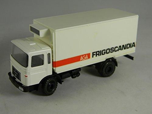 Usato, CONRAD Man Refrigerator Truck 1/50 Autocar.Frigorifero usato  Spedito ovunque in Italia