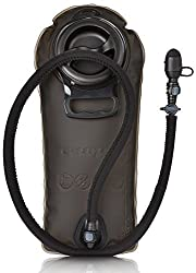 Camden Gear Hydration Water Bladder. 1.5 L 2L 3L Liter Bag Pack - With Insulated Mouth Tube Valve - Best for Camping Hiking Climbing Outdoor Cycling and Running - Sports Backpack Reservoir System Medium