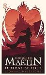 Le Trône de fer, tome 4 : L'Ombre maléfique par Martin
