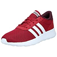 adidas Lite Racer Men's Sneakers, Red, 8 UK (42 EU)