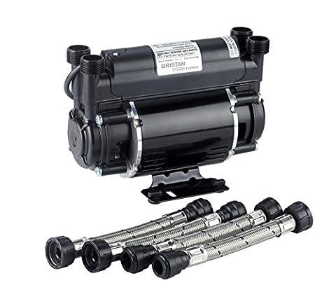 Bristan ST PUMP15TN 1.5 Bar Twin Ended Shower Pump