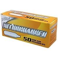 NITROCHARGED CREAM CHARGER 50P by Gourmet Innovations preisvergleich bei billige-tabletten.eu