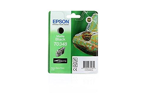 Epson Stylus Photo 2200 - Original Epson C13T03484010 / T0348 / Stylus Photo 2100 Black Tinte - 17 ml (Epson Stylus Photo 2200)