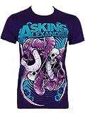 Asking Alexandria Elephant Official Mens T Shirt