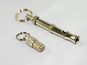 Dog Whistle and ID Holder