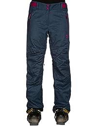 Scott Pantalón de esquí para mujer, invierno, mujer, color blue nights heather, tamaño XL