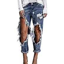 598e14b76d Amazon.it: jeans strappati donna larghi