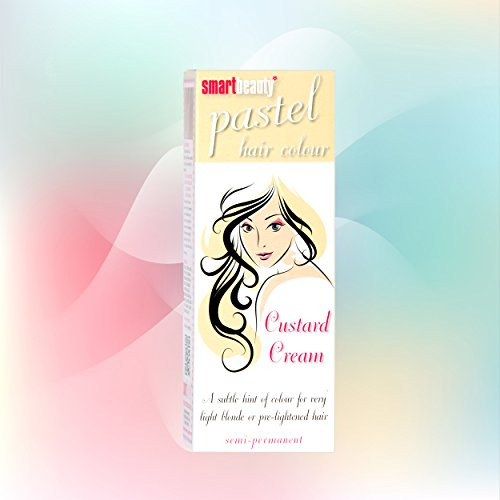 smart-pastel-custard-cream-hair-dye