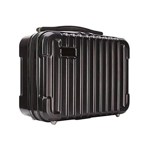 2019 Wasserdichter Hardshell Rucksack - Multifunktionale wasserdichte Aufbewahrungsbox für Drohnen - RC Ersatzteile Koffer Box Bag für DJI Spark - 29 x 22 x 12 cm (Schwarz) (Drohne Aufbewahrungsbox)