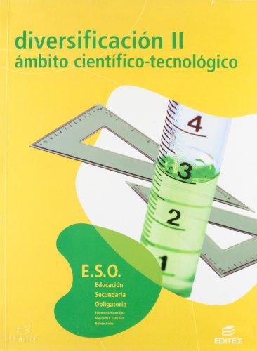 Diversificación II Científico-Tecnológico (2008) (Secundaria) - 9788497713979