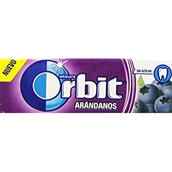 Orbit Chicle con sabor a ar...