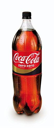 Coca-Cola - Zero Zero (Sin Cafeína), Botella de Plástico 2 L