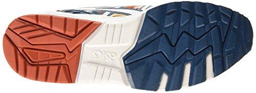 Asics Gel-Kayano Trainer Evo, Baskets Basses Mixte Adulte Bleu (legion Blue/white 4501)
