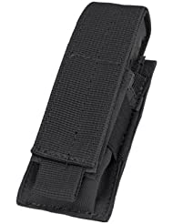 CONDOR MA32-002 Single Pistol Mag Pouch Black