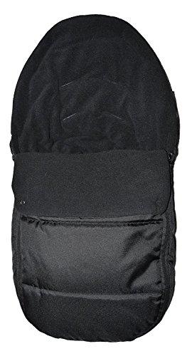 Asiento de coche para saco/Cosy Toes Compatible con ABC diseño Cobra Risus–negro jack