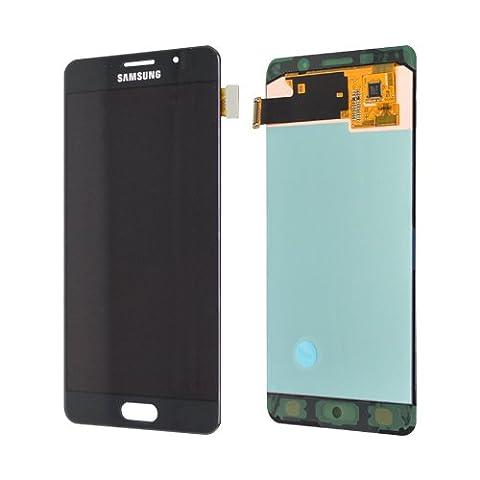 écran Samsung a510F Galaxy A52016original Full Set Black-Écran LCD + écran LCD en verre + écran tactile + électronique