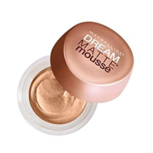 Maybelline New York Dream Matte Mousse Foundation, Honey Beige, 0.64 Ounce (Pack of 2) by Maybelline