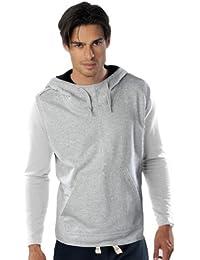 Kariban Ärmelloses Sweatshirt mit Kapuze K452