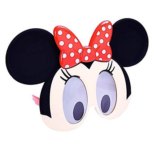 Minnie Kostüm Standard - Minnie Mouse Sunglasses Standard