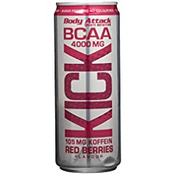 Body Attack BCAA Kick